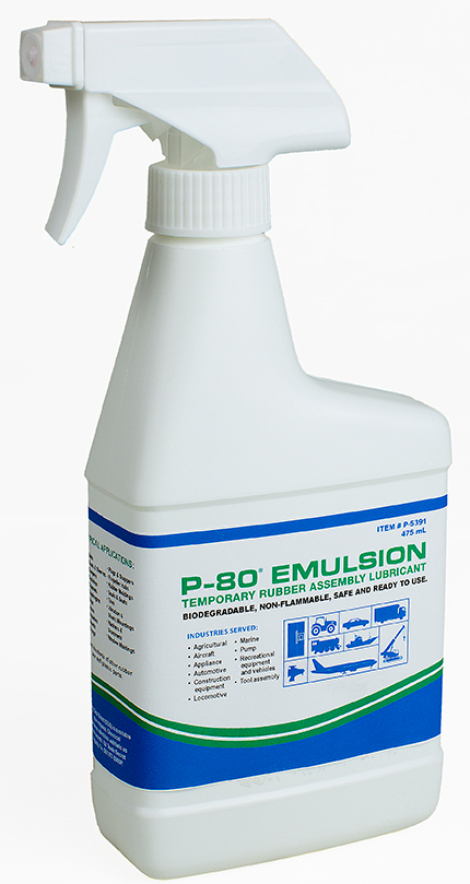 New And Improved Packaging And Label Design For The P 80